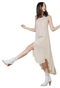 Ivory Maxi Dress by Reformation Wilton