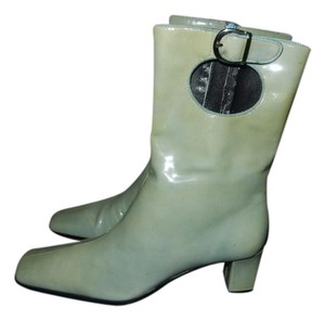 Hype Vintage sea green Boots