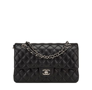 Chanel Flap Lambskin Medium Shoulder Bag