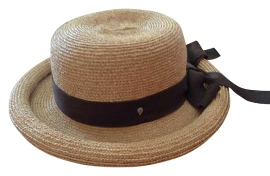Preload https://item1.tradesy.com/images/straw-boater-with-black-ribbon-hat-202485-0-0.jpg?width=440&height=440