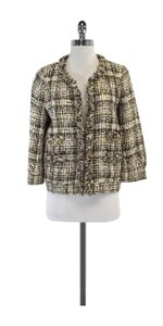J.Crew Earth Tone Tweed Jacket
