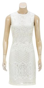 Karen Millen short dress Cream on Tradesy