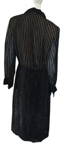 Jean-Louis Scherrer Lbd Vintage Dress