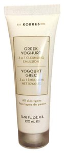 KORRES Korres Greek Yogurt 3 In 1 Cleansing Emulsion