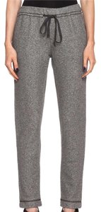 Vince Casual Stretchy Straight Pants Gray