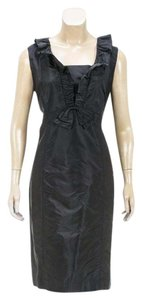 St. John short dress Black on Tradesy