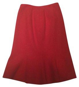 Carlisle Skirt Red