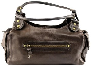 Ellen Tracy Satchel in Brown