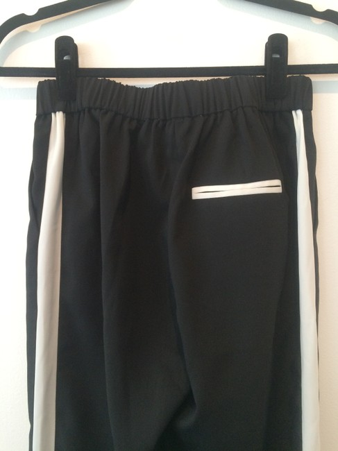Modern Citizen Skinny Pants black and white