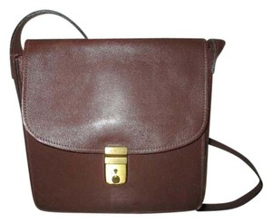 Leather Vintage Cross Body Bag