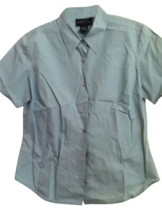 Charter Club Button Down Shirt light blue