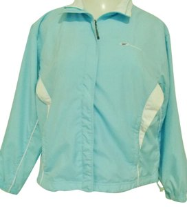 Reebok light blue Jacket