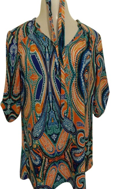 East 5th Essentials Retro Blouse Size 12 (L) East 5th Essentials Retro Blouse Size 12 (L) Image 1