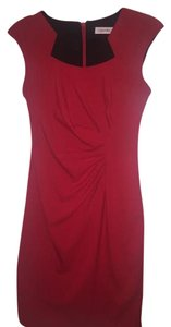 Calvin Klein Structured Sheath Dress