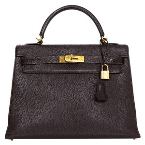Hermès Kelly Handle Shoulder Bag