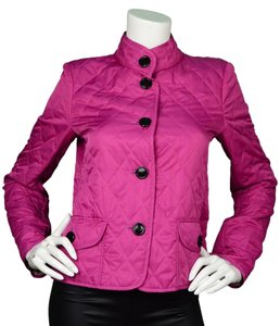 Burberry Quilted Nwt pink Jacket