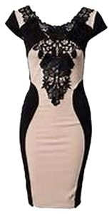 Jade and Juliet Bodycon Eva Lace Dress