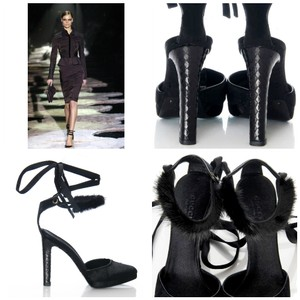 Gucci Heels Tom Ford Platforms