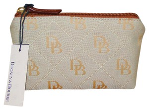 Dooney & Bourke Signature Exclusive Jacquard Cosmetic Bag