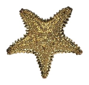 Kate Spade Lemon Tart Starfish Ring