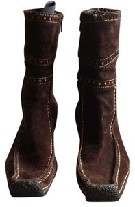 Bliss Brown Boots