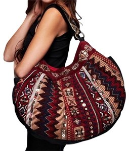 Southern Girl Fashion Weekender Duffle Travel Oversized Patterned Ethnic Bohemian Shoulder Bag
