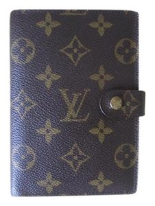 Louis Vuitton Louis Vuitton Agenda Notebook Planner