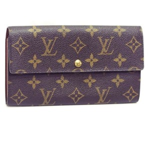 Louis Vuitton Sarah Monogram LV Wallet