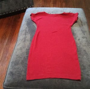 American Apparel short dress on Tradesy