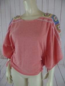 Threads 4 Thought Boho Pullover Recycled Sweatshirt