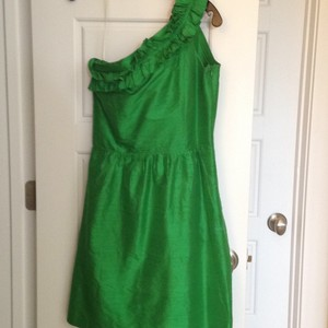 LulaKate Green/kelly/grass/mint Lula Kate Cocktail Dress Dress