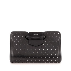 Alexander McQueen Leather Clutch