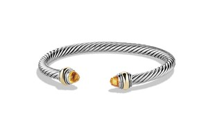 David Yurman David Yurman Precious stone and metal cuff