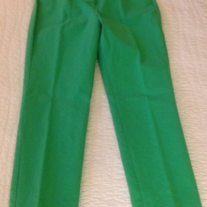 Boden Straight Pants Green