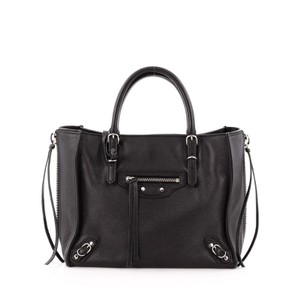 Balenciaga Tote Leather Shoulder Bag