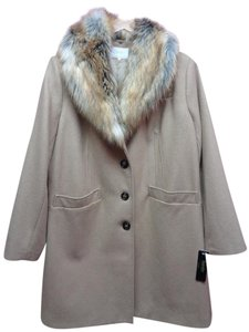 Laundry by Shelli Segal Long Wool Coat