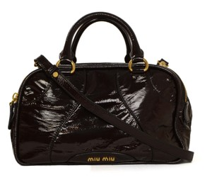 Miu Miu Satchel in Brown