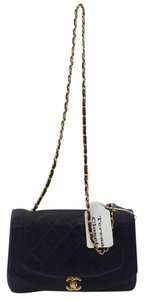 Chanel Vintage Matelasse Handbag Shoulder Bag