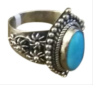 Other Sleeping Beauty Turquoise Ring