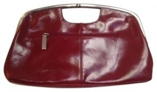 Preload https://img-static.tradesy.com/item/20252/hobo-international-red-leather-clutch-0-0-540-540.jpg