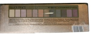 Ellen Tracy Ellen Tracy 12 Eyeshadow Palette in Nudity 0.56 oz NEW