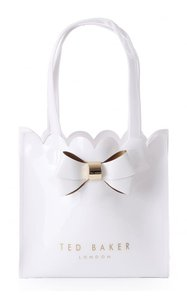 Ted Baker Tote in White
