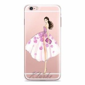 Other Iphone 7, 6, 6s Transparent TPU case