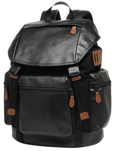 Coach New Dark Saddle Saddle Brown Backpack