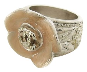 Chanel 04P CC Camellia Ring 211078
