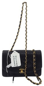 Chanel Dianna Classic Quilted Shoulder Bag