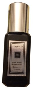 Jo Malone Jo Malone Dark Amber & Ginger Lily Cologne Intense 9ML Travel Spray