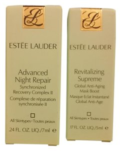 Estée Lauder Estee Lauder reviltalizing and andvanced night repair skin care set