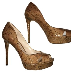 INC International Concepts Tan Platforms
