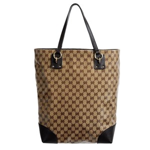 Gucci Tote Designer Logo Crystal Shoulder Bag